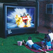 What You Should Know Before You Setup Your Projector For Outdoor Use