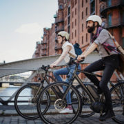 The 10 benefits of riding an electric bike