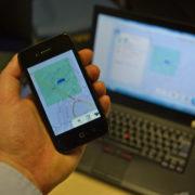 Mobile GPS Tracking