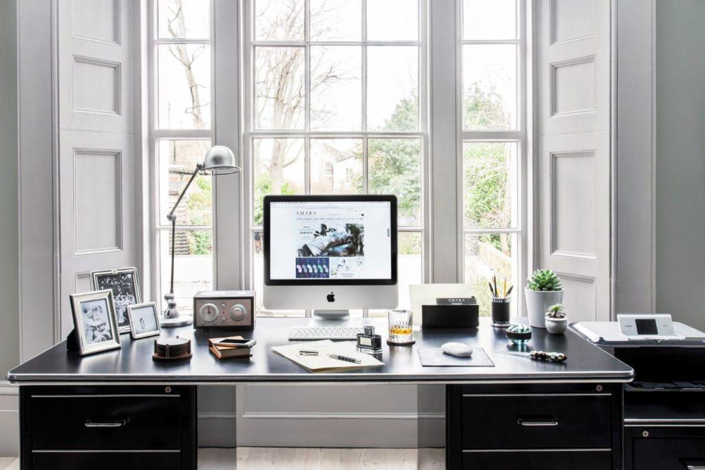 10 sleek home office interior design ideas