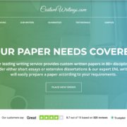 CustomWritings Review, or How to Get a Perfect Writing Assignment