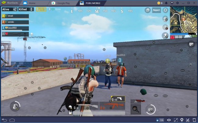 PUBG Mobile on PC is an entirely new experience