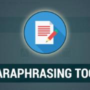 Online Paraphrasing Tool